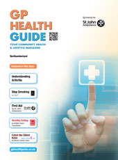 GP Health Care Guide cover